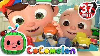 Clean Up Song | +More Nursery Rhymes & Kids Songs - CoCoMelon