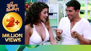 Akshay is in an awkward situation | Heyy Babyy | Movie Scene