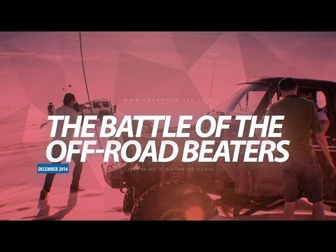 Battle of the Off Road Beaters