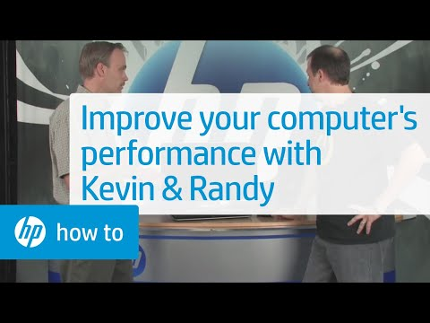 Improving Your Computer's Performance - From the Desktop with Kevin & Randy