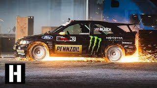 Download Ken Block's GYMKHANA TEN: The Ultimate Tire Slaying Tour Video