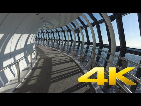 Walking around Tokyo Skytree Tembo Galleria - Tokyo - 東京スカイツリー - 4K Ultra HD