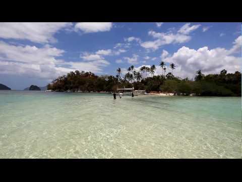 Snake island, El Nido, Palawan, Philippines.