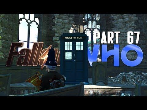 GREENDUDE XL Plays... Fallout Who Part... 67 | WE CRASHED THE TARDIS