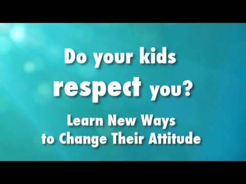 Do Your Kids Respect You? Learn New Ways to Change Their Attitude with Janet Lehman