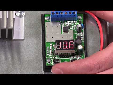 Missouri Wind and Solar's NEW PWM Solar Charge Controller