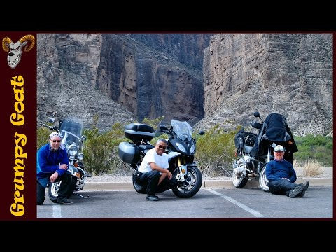 Day 3 - Ride in Big Bend NP