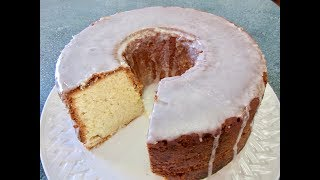 7 UP POUND CAKE | OLD-FASHIONED Style | DIY Demonstration