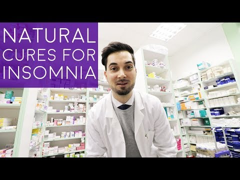 How To Treat Insomnia Naturally Without Medication Fix Sleeping Problems | Best Way To Sleep Better