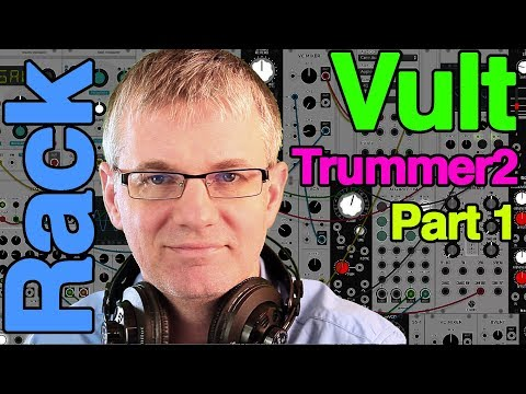 Vult's Trummer2 Drum Synth - Part 1