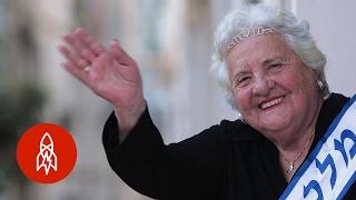 A Pageant for Holocaust Survivors