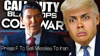 THE WORST PRESIDENT (Call Of Duty Black Ops Cold War)
