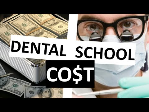 Dental School is more expensive than you think!!!