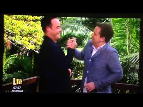 I'm a celebrity get me out of here 2014 ant and dec