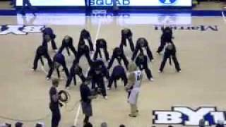 BYU Cosmo Hip Hop Dance