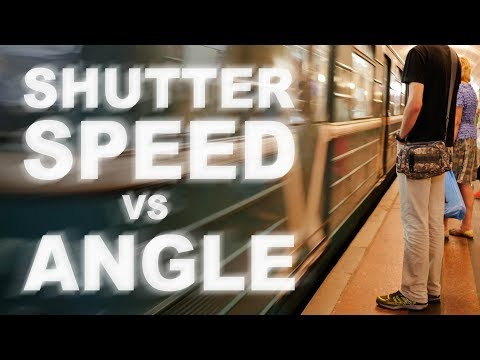 Shutter Speed vs Shutter Angle ► Thoroughly Explained and Demonstrated