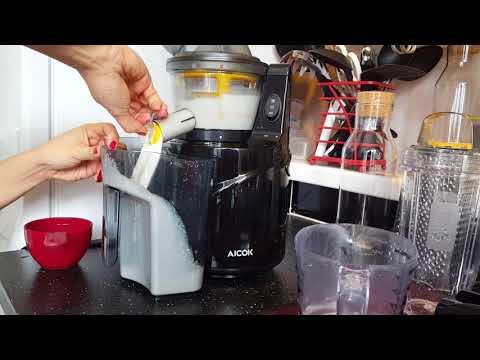 Super Easy to make Almond Milk