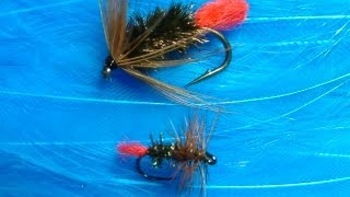 Tying a Red Tag Wet & Dry with Davie McPhail.