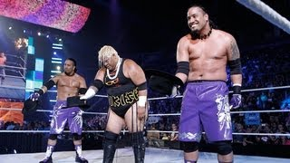 Rikishi vs. Heath Slater: Raw