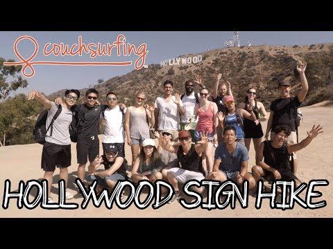 Hiking the Hollywood Sign | Erik's Vlog Ep. 2