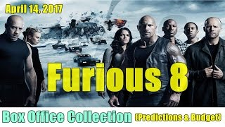 Fast And Furious 8 Box Office Collection Prediction Day 1