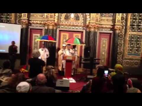 SIDG ceremony in NYC (2014), an Ethiopian Jewish Holiday (p.3)