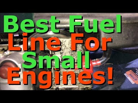 Best Fuel Line For Small Engines | Tygon