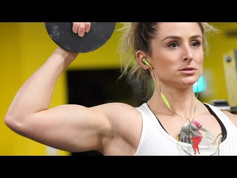Michelle Bresnahan Back and Bi's Workout