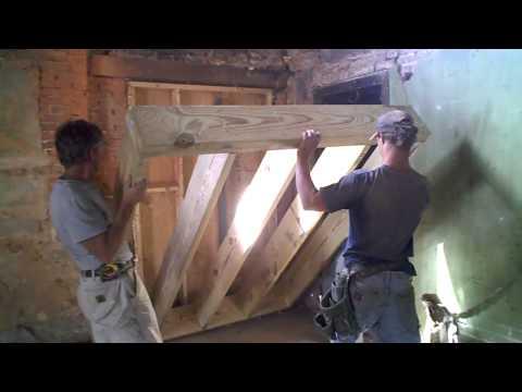 Day #29 - 3401 Foster Ave- Basement Framing