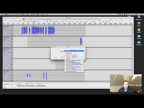 How to export stems from Zero in Audacity