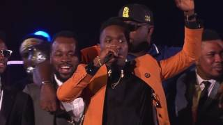 Patoranking Wins Song Of The Year At MTV Africa Music Awards mp3