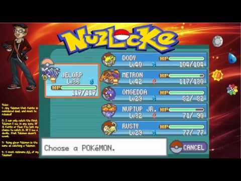 Pokemon Fire Red Nuzlocke Challenge! Day 4! Anymore, Soul badge or Marsh badge first? - 2 / 15
