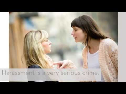 Have you been charged with harassment? - Colorado Springs Criminal Defense