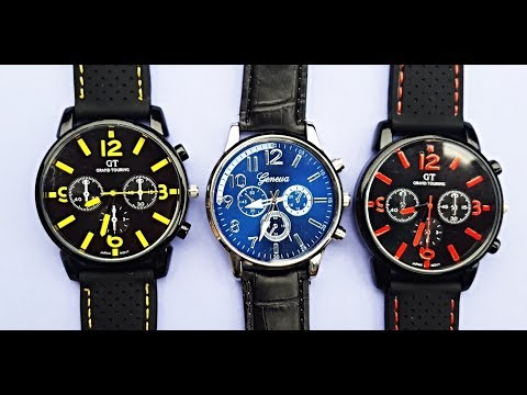 Where to buy Best Cheap Business Watches under 3 $!