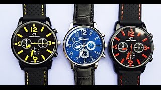 5 Awesome and Cheap Wrist Watches under 3 $!