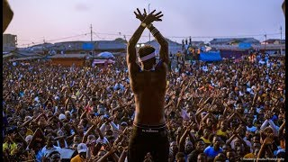 Shatta Wale performs from 3am to 7am at Loud in Bukom
