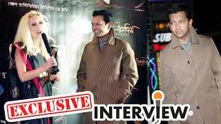 Tahsan Khan's Exclusive interview after the movie premiere of 'Jodi Ekdin' in Los Angeles !!