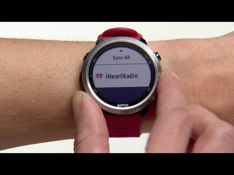 Music From Third-party Providers on Your Garmin Device