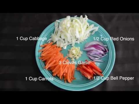 Filipino Recipes : Pancit Canton