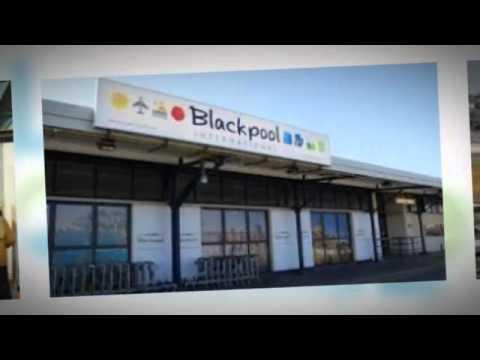 Blackpool International Airport - Logan Car Hire