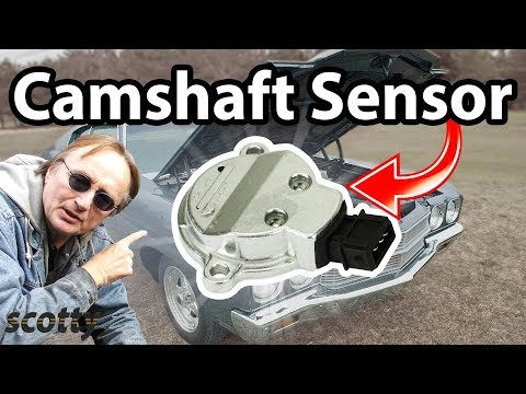 How to Replace a Camshaft Position Sensor in Your Car