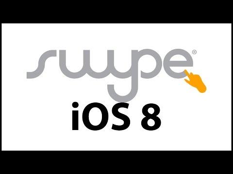 Swype keyboard iOS 8