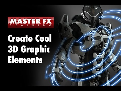 Create 3D Graphic Effects in Photoshop