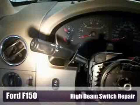 Ford F150 High Beam problem FIXED