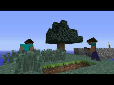 Minecraft - Life in the Skyblock