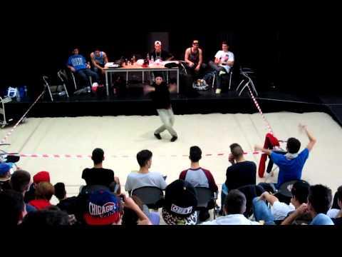 Showcase - Espinosa (SupremeCrew) Freestyle.