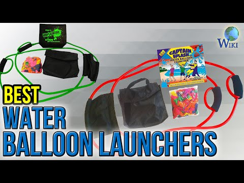 10 Best Water Balloon Launchers 2017
