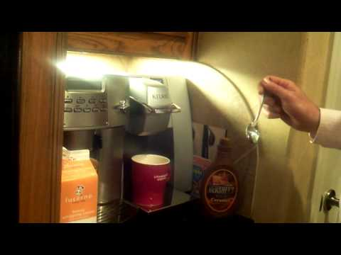 How to make a Caramel Macchiato with your Keurig