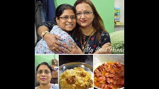Meet My Best Friend (Aparna) - Day with Ousumi