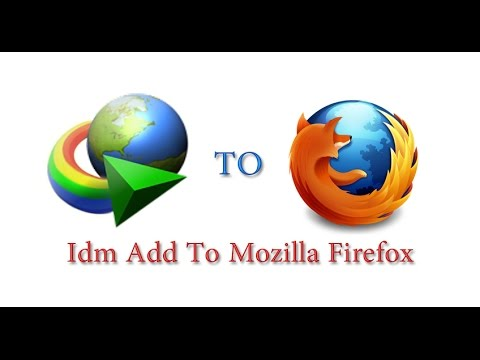 How To Add Idm manually in  Mozilla Firefox Add-ons